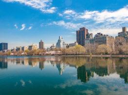 Como é visitar Nova York em abril