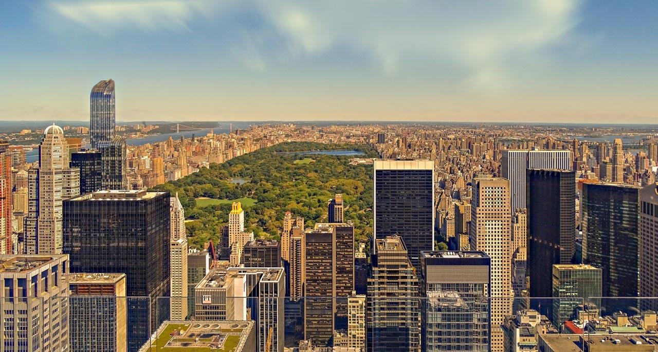 Como é visitar Nova York em maio