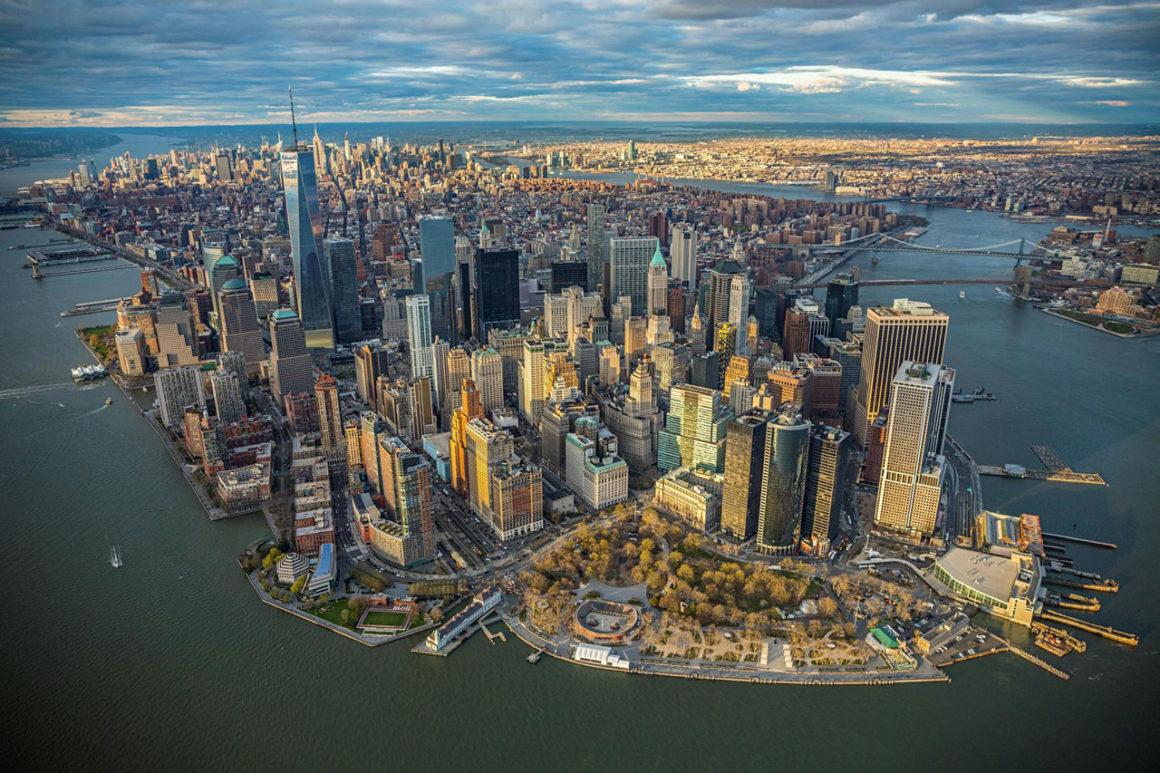 Como é visitar Nova York em julho