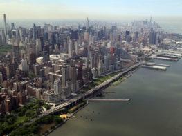 Como é visitar Nova York em agosto