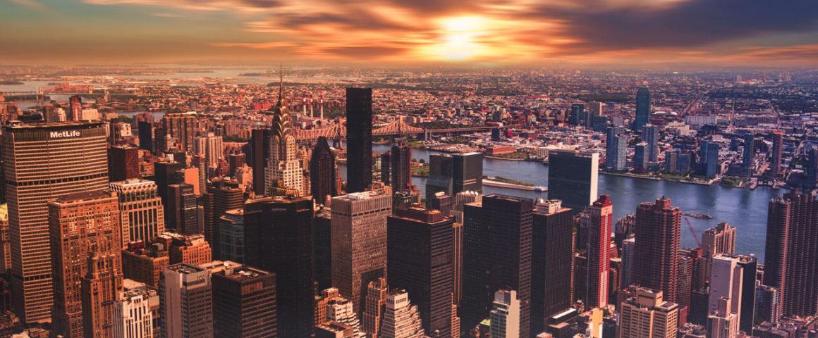 Nova York em março