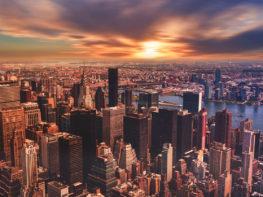 Como é visitar Nova York em março