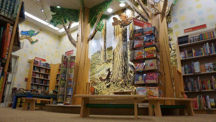 Barnes and Noble: a maior rede de livrarias dos Estados Unidos