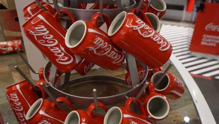 Loja da Coca-Cola em Disney Springs