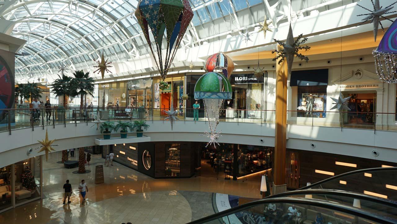 Compras em Orlando: Mall at Millenia   Rodei Viagens