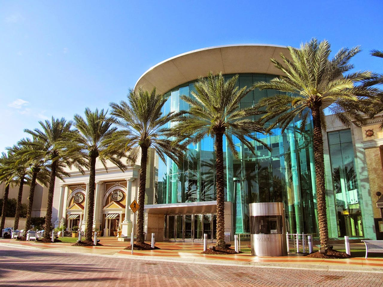 Compras em Orlando: Mall at Millenia
