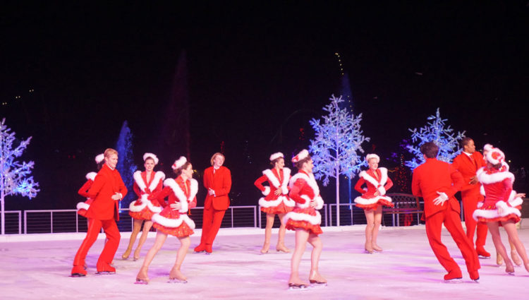 Christmas Celebration, o evento de Natal de SeaWorld