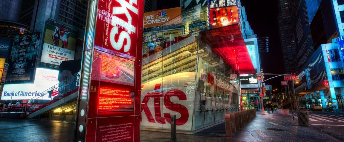 Como conseguir ingressos da Broadway mais baratos