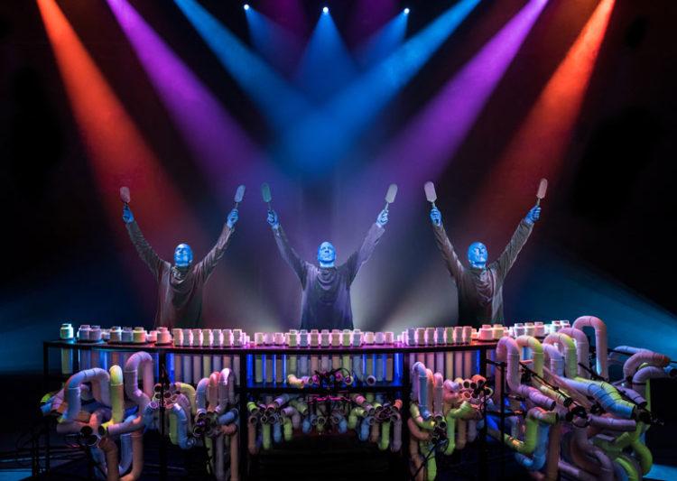 Blue Man Group (Foto: WePlann | CC BY-SA 2.0)