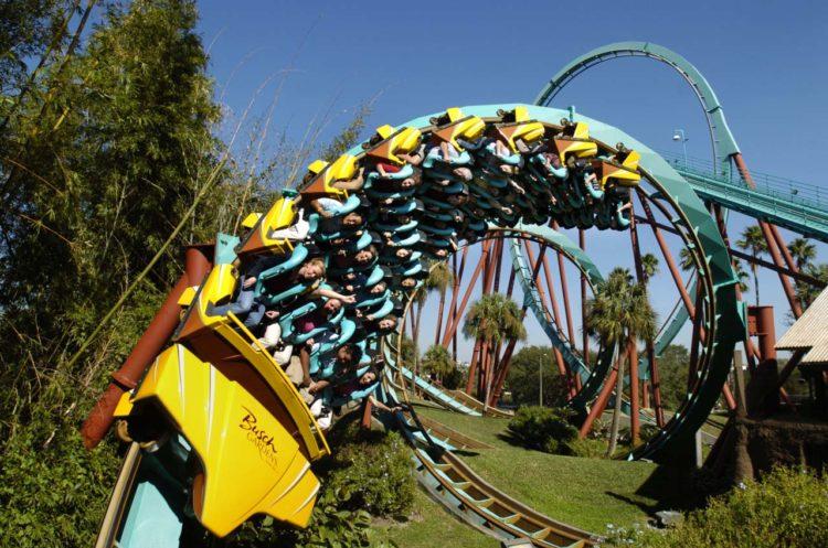 Roteiro de um dia em Busch Gardens