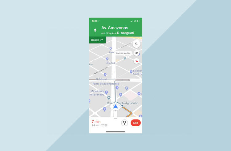 5 formas de usar o Google Maps em viagens