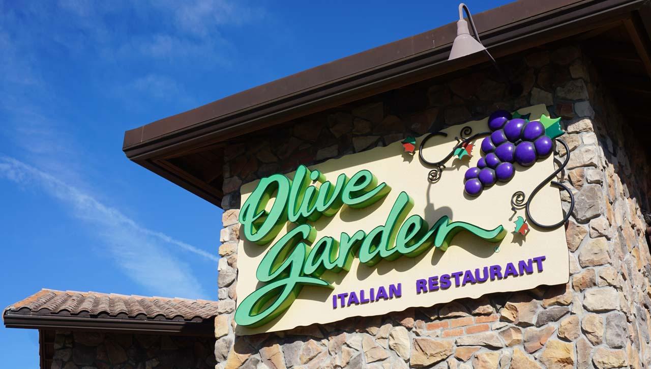 Olive Garden: restaurante italiano nos Estados Unidos
