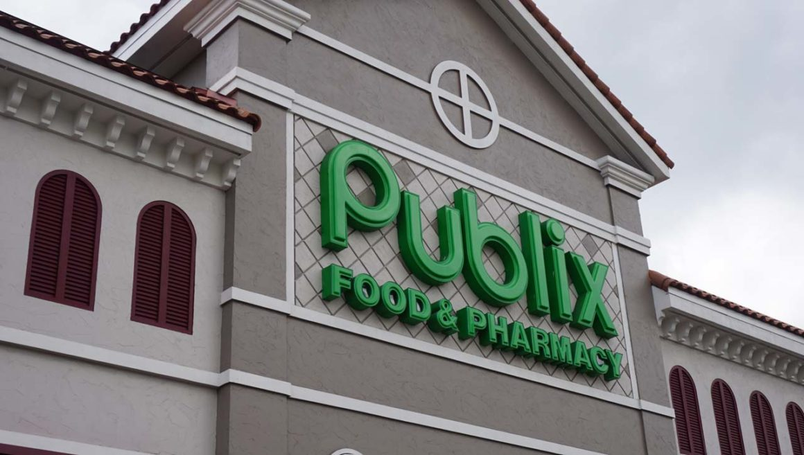 Como é um supermercado Publix em Orlando