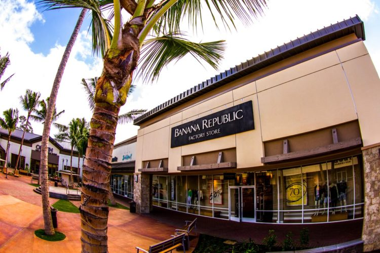 Compras no Hawaii: Waikele Premium Outlets