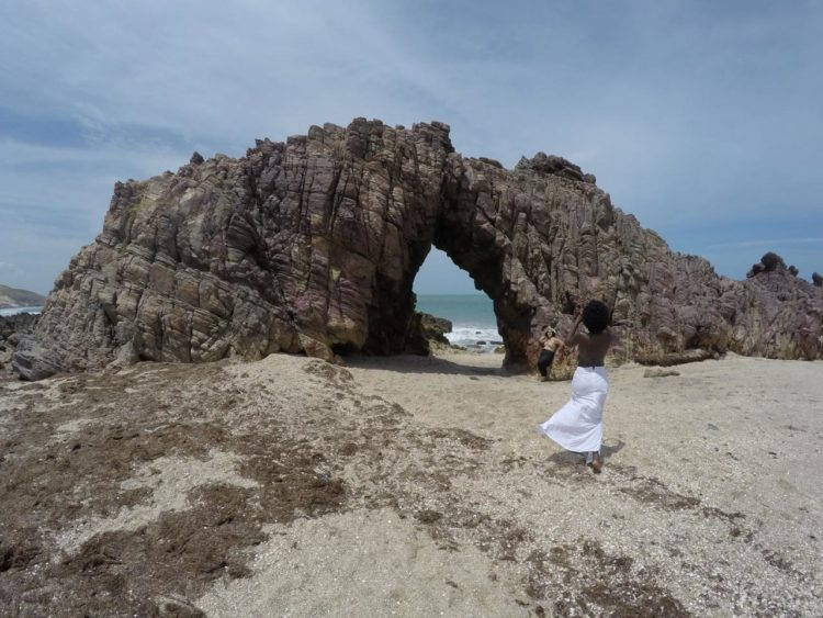 Pedra Furada Jericoacoara