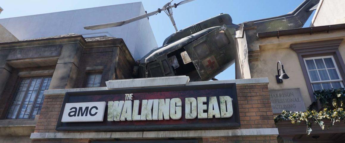 Como é o parque Universal Studios Hollywood