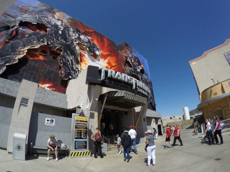 O que fazer no parque Universal Studios Hollywood: Lower Lot