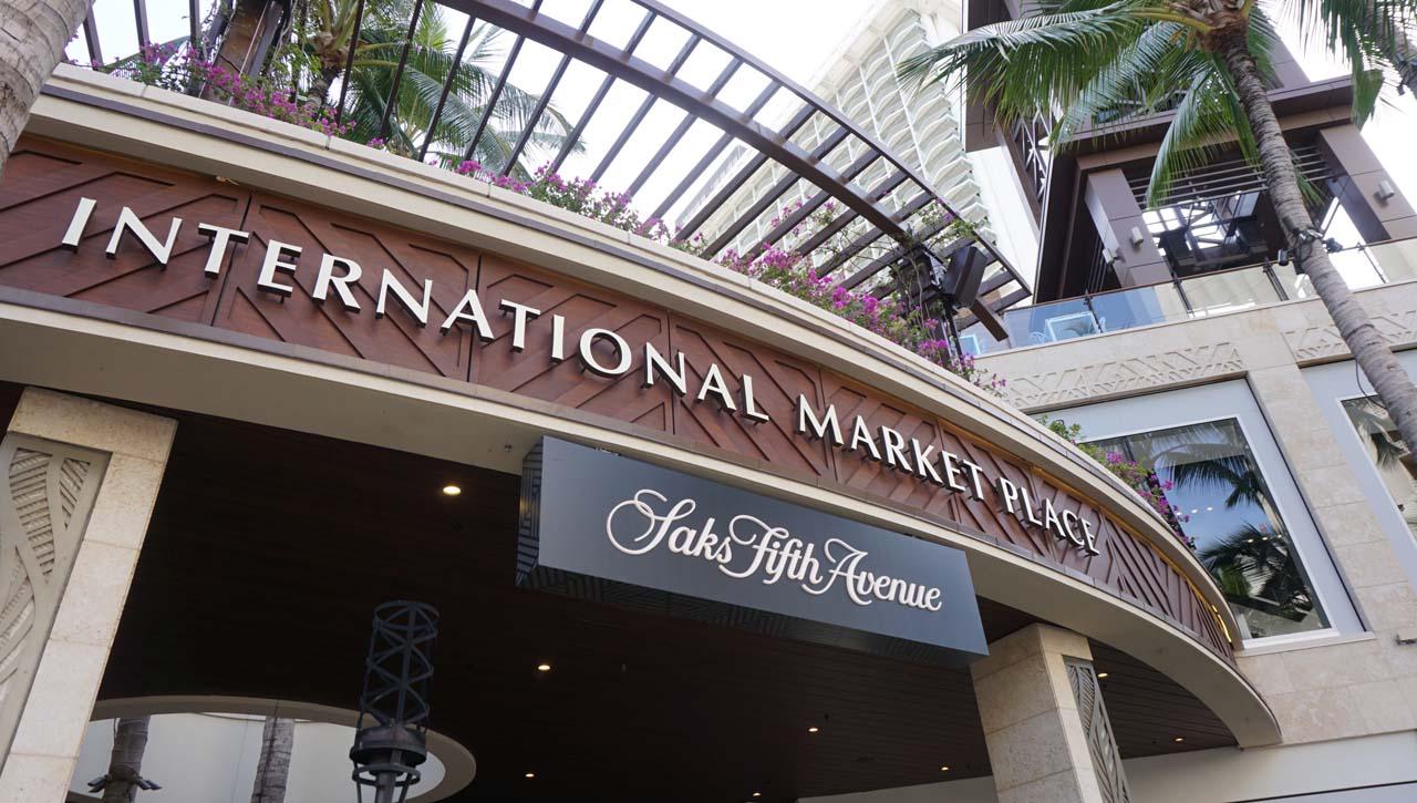 Compras em Honolulu, Oahu