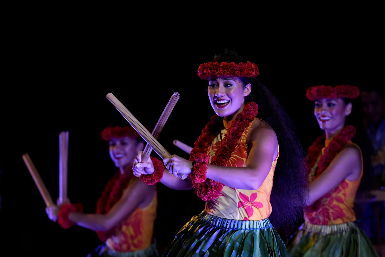 Ka Wa'a: o luau do Aulani, a Disney do Hawaii