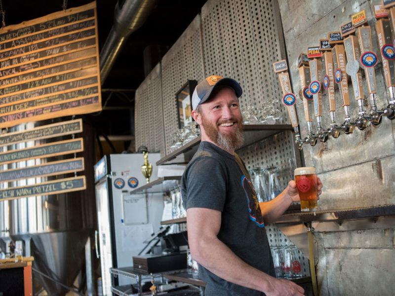 As melhores cervejarias de Denver: Denver Beer Company