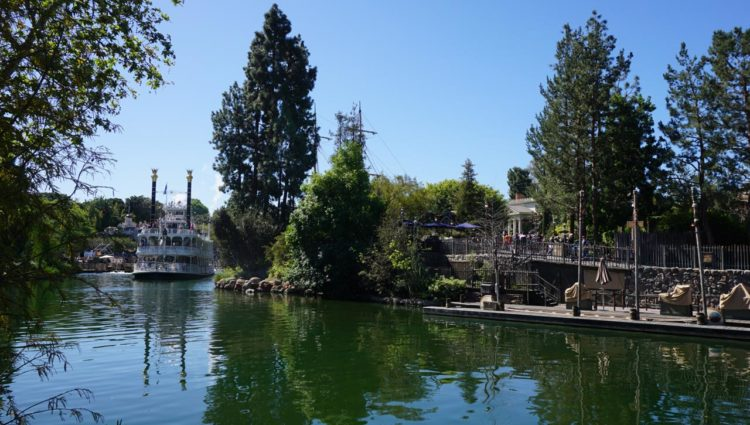 Rivers of America - Disneyland Park