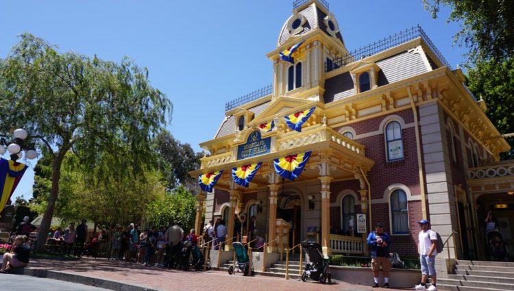 Guest Relations Disneyland