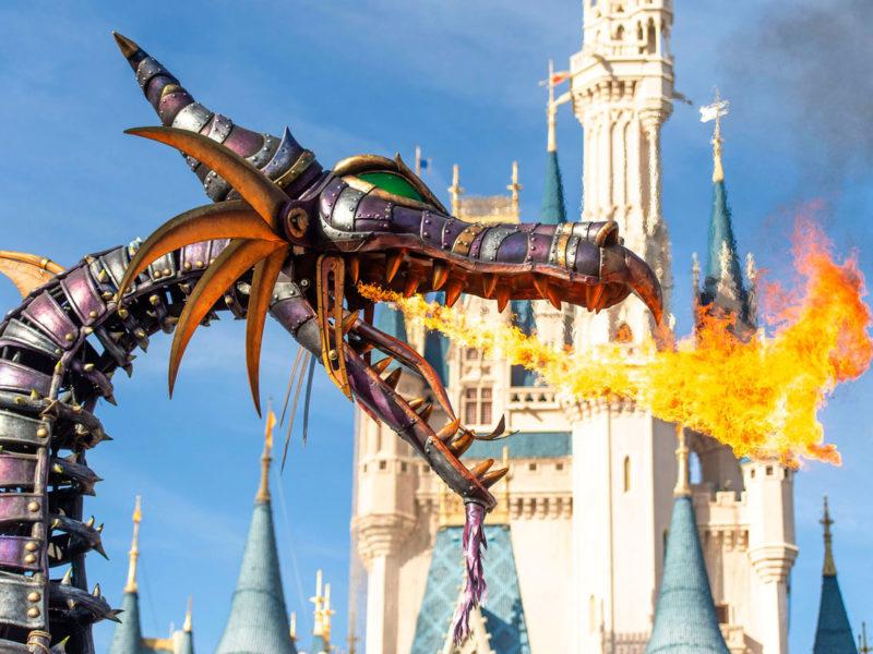 Fumar nos parques da Disney