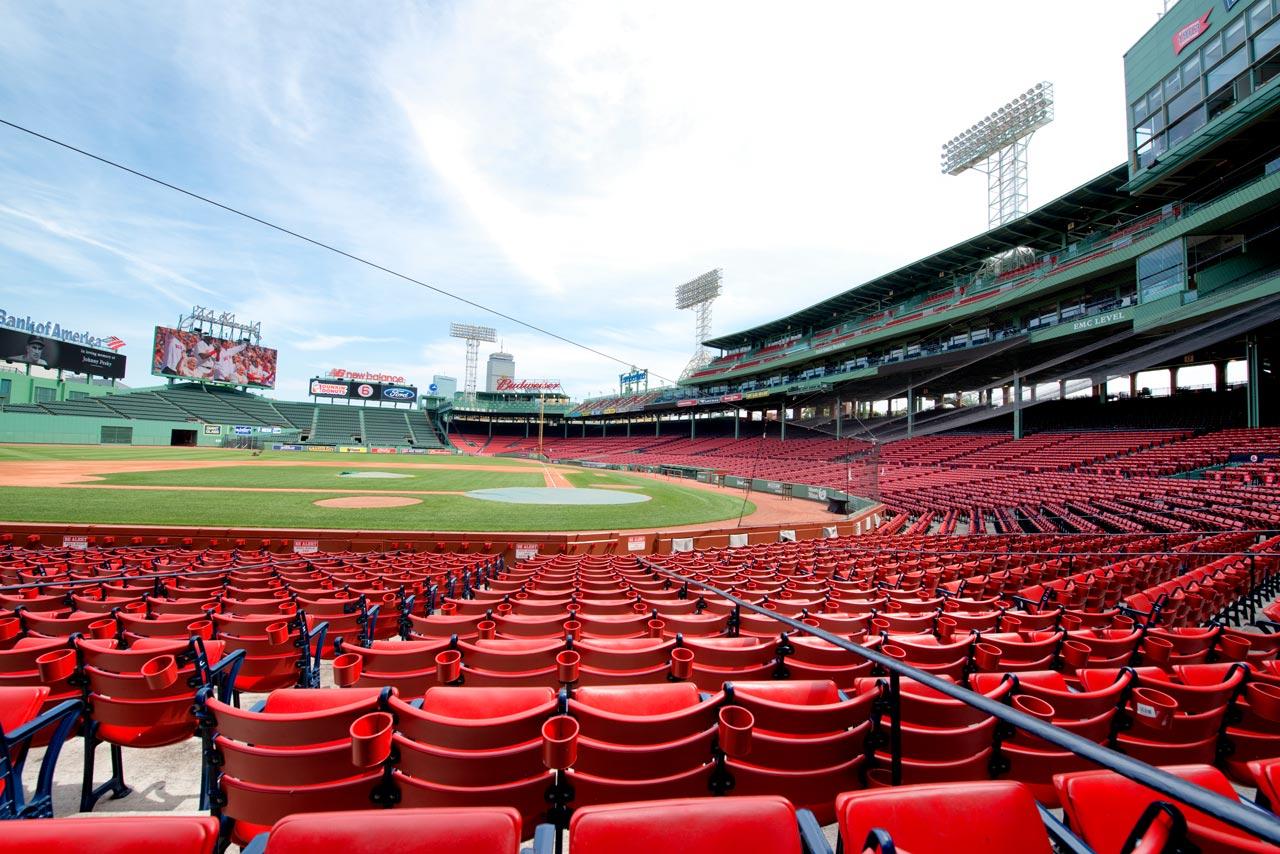 Fenway Park: tour pelo estádio do Red Sox