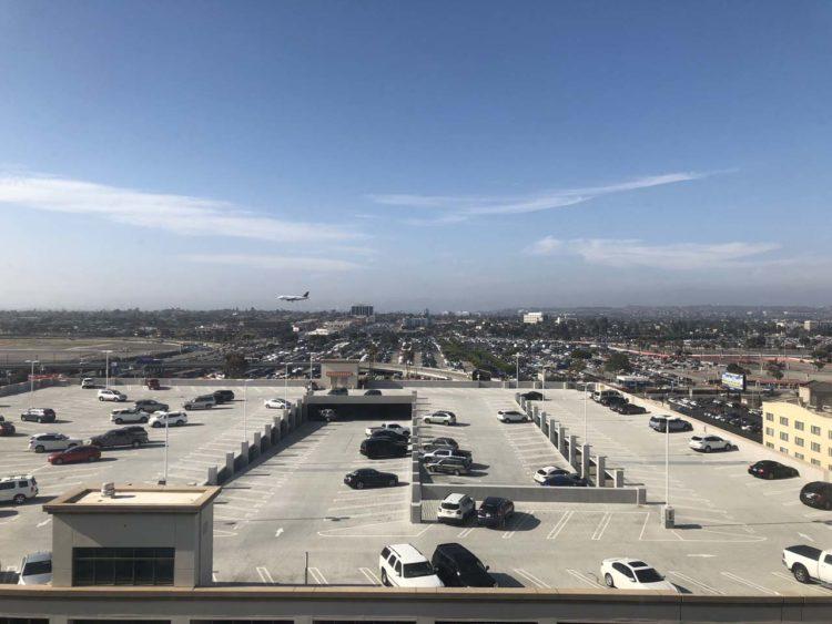 Hotel próximo ao aeroporto de Los Angeles