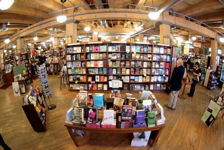 Roteiro em Denver: Tattered Cover Book Store