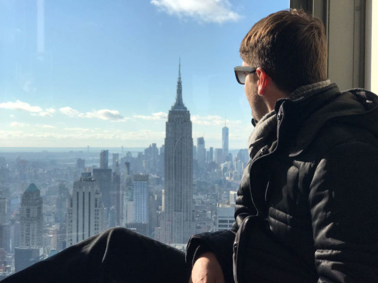 Programas para repetir em Nova York: Top of The Rock