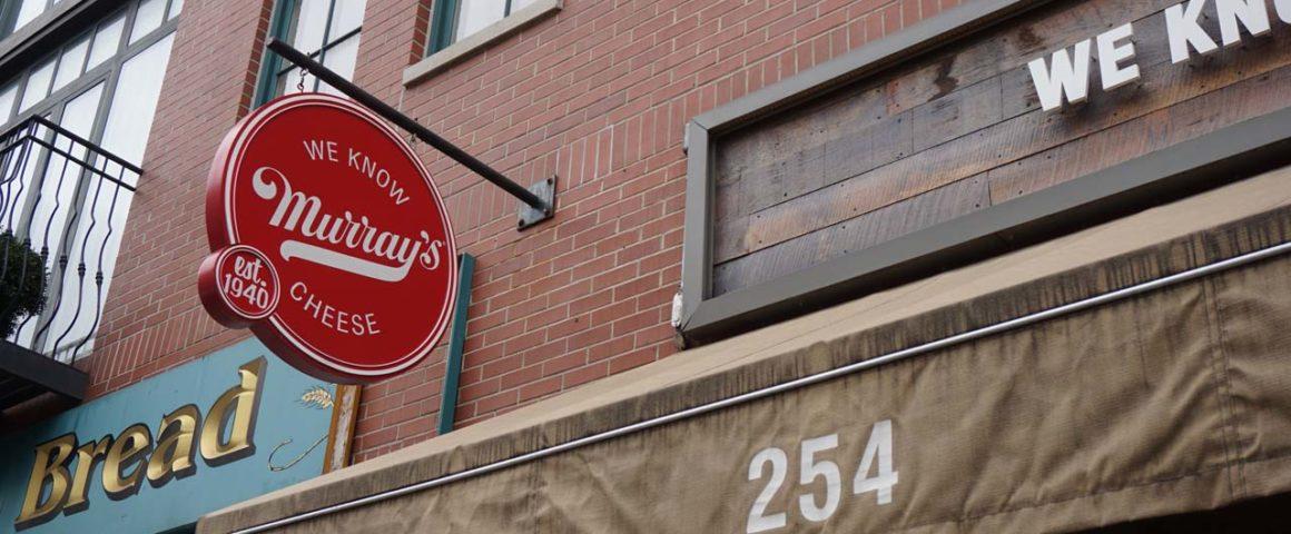 Murray's Cheese: a loja de queijos mais famosa de Nova York