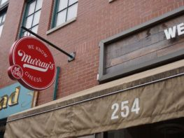 Murray's Cheese: loja de queijos em Nova York