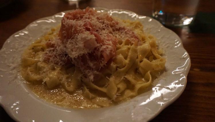 Restaurante italiano em Nova York