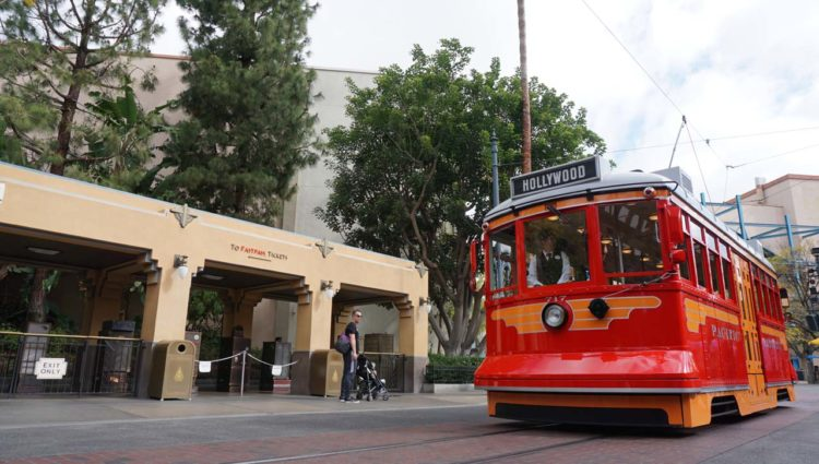 Buena Vista Street: California Adventure