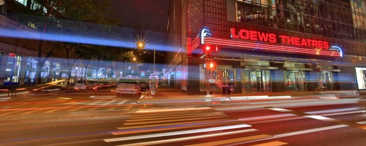 AMC Loews Lincoln Square em Upper West Side