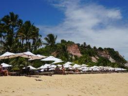 Barracas de praia em Trancoso: onde ficar