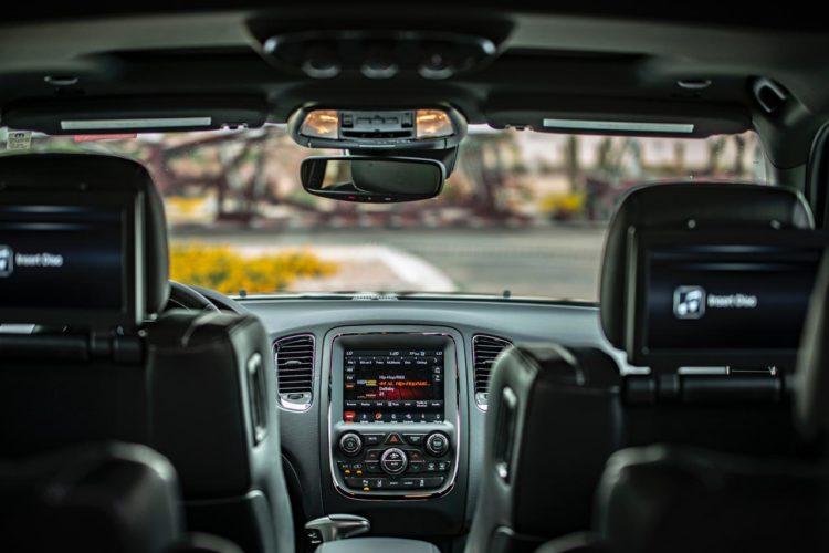 Uber para os parques da Califórnia