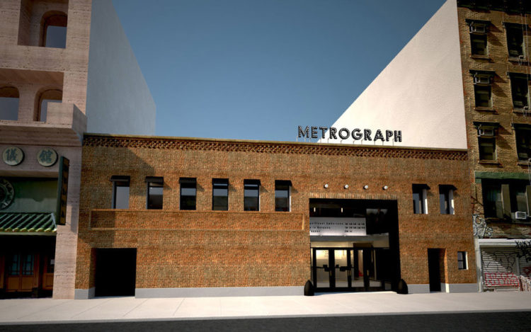 The Metrograph