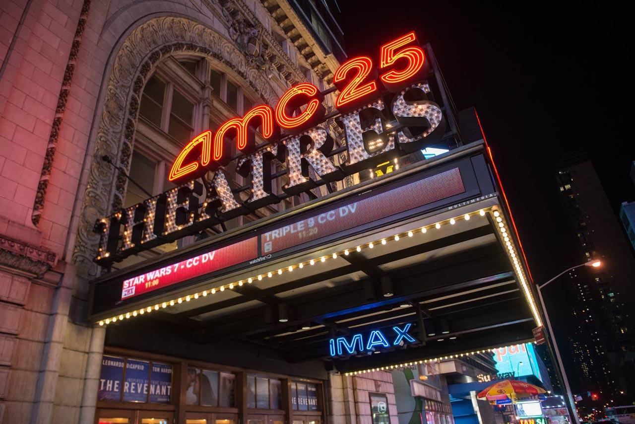 10 melhores cinemas de Nova York