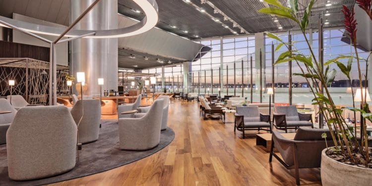 Salas Vip em aeroportos: Star Alliance