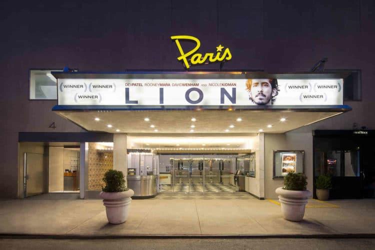 Cinemas de Nova York: The Paris Theatre