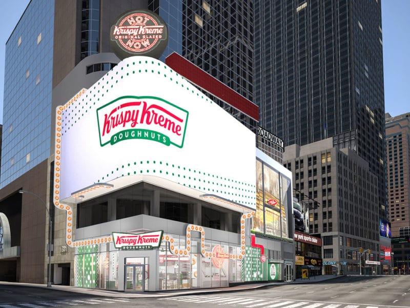 Krispy Kreme em Nova York