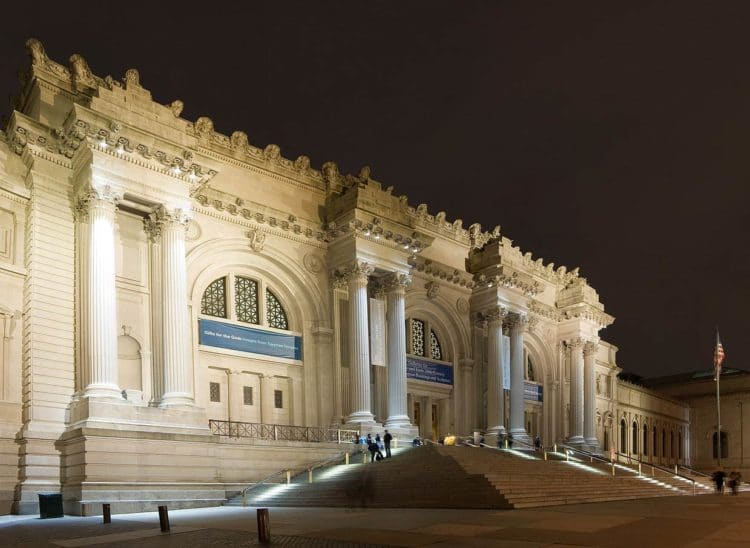Museus em Nova York: Metropolitan Museum of Art