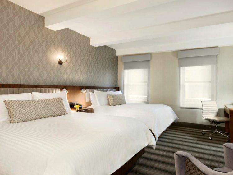 Hotéis baratos em Times Square: Edison
