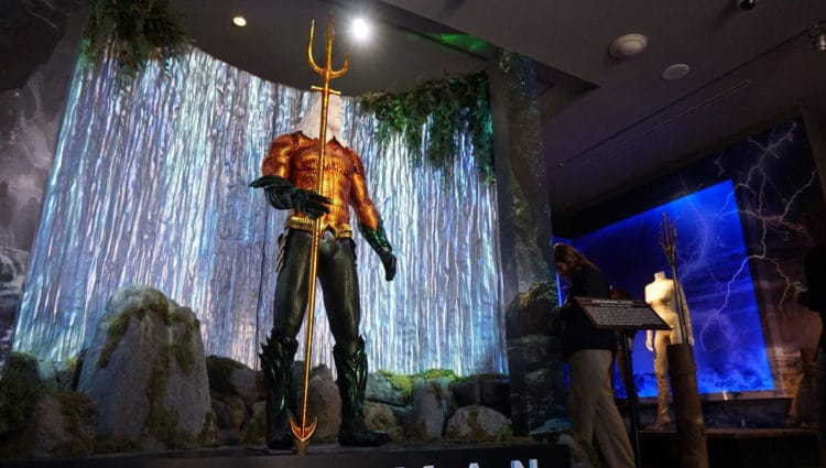 DC Universe: Justice League Exhibit