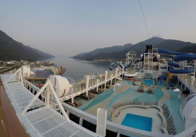 Cruzeiro no Alasca: Juneau