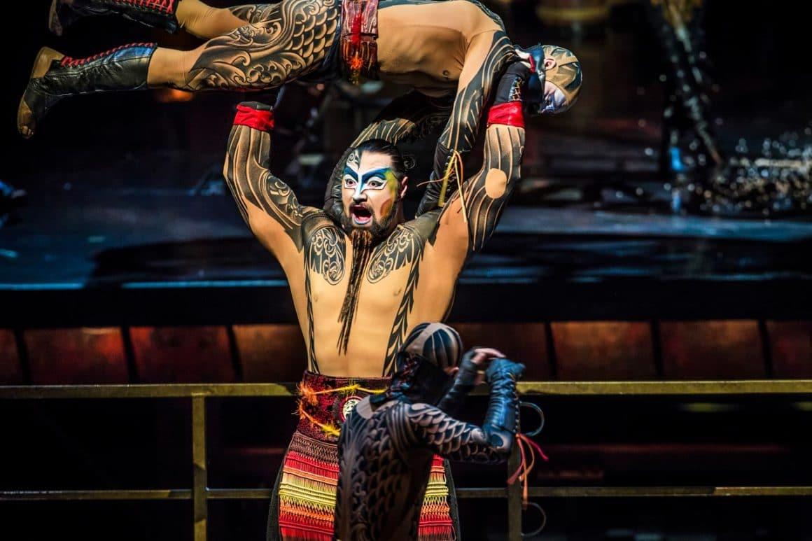 KÀ em Las Vegas: o Cirque du Soleil que realmente impressiona!