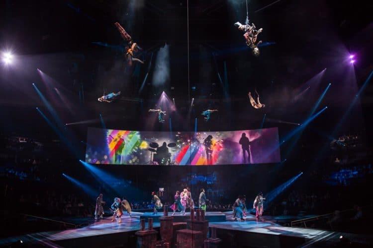 Love do Cirque du Soleil