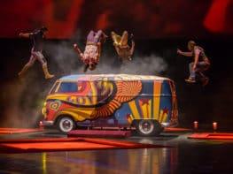 Love, o Cirque du Soleil dos Beatles em Las Vegas